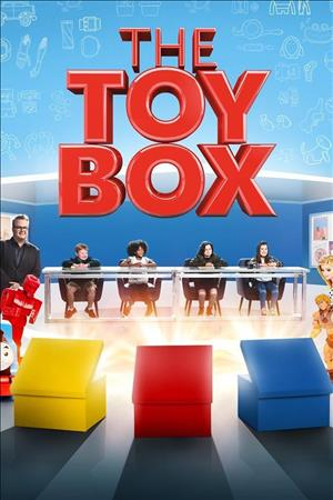 The Toy Box Season 2 cover art