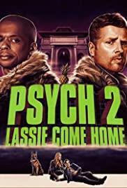Psych 2: Lassie Come Home cover art