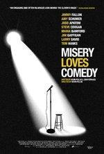 Misery Loves Comedy cover art