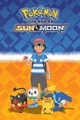 Pokemon the Series: Sun & Moon Season 21 cover art