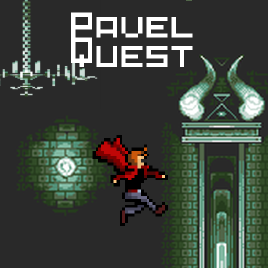 Pavel Quest cover art