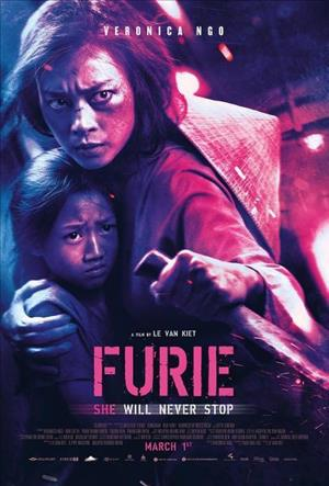 Furie cover art