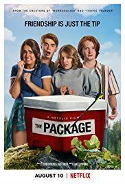 The Package cover art