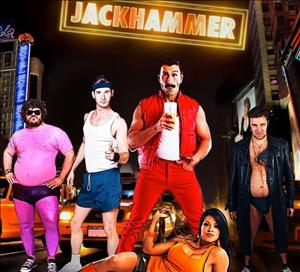 Jackhammer cover art