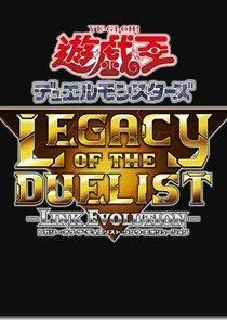 Yu-Gi-Oh! Legacy of the Duelist: Link Evolution cover art