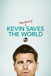 Kevin (Probably) Saves the World Season 1 cover art