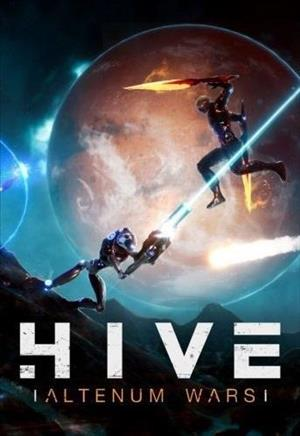 Hive: Altenum Wars cover art