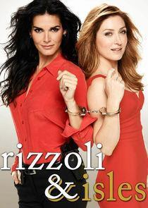 Rizzoli & Isles Season 7 cover art