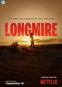 Longmire Season 4 cover art