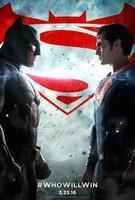 Batman v Superman: Dawn of Justice cover art