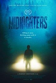 Midnighters cover art