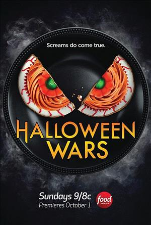 Halloween Wars Season 7 cover art