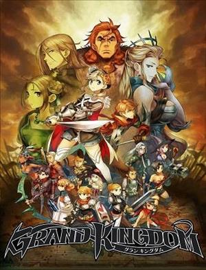 Grand Kingdom cover art