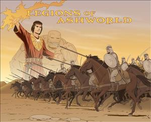 Legions of Ashworld cover art