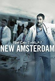 New Amsterdam Season 1 cover art