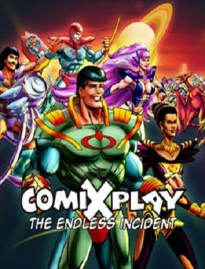ComixPlay #1: The Endless Incident cover art