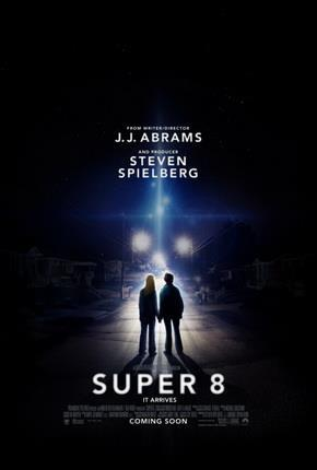 Super 8 cover art