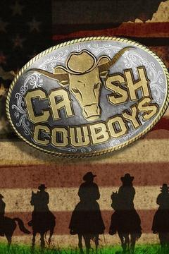 Cash Cowboys Season 1 cover art