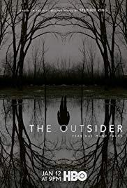 The Outsider Season 1 cover art
