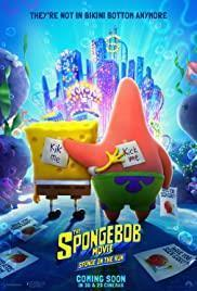The SpongeBob Movie: Sponge on the Run cover art
