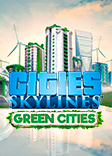 Cities: Skylines - Green Cities cover art
