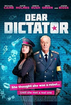 Dear Dictator cover art