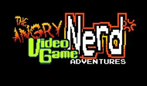 Angry Video Game Nerd Adventures cover art