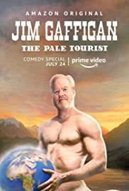 Jim Gaffigan: The Pale Tourist cover art
