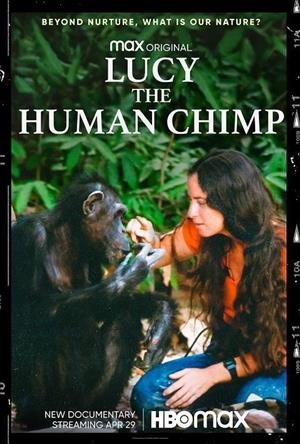 Lucy the Human Chimp cover art