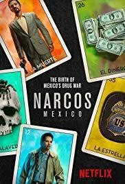 Narcos: Mexico  Season 2 cover art
