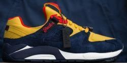 Saucony Grid 9000 Navy/Yellow-Red cover art