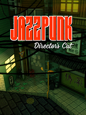 Jazzpunk: Director's Cut cover art