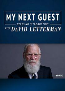 My Next Guest Needs No Introduction with David Letterman Season 1 cover art