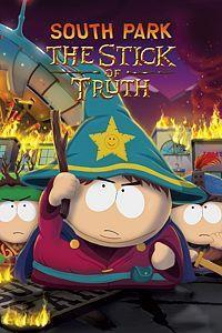 South Park: The Stick of Truth cover art