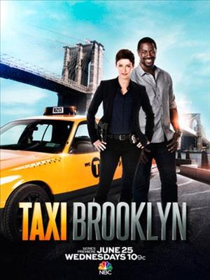 Taxi Brooklyn Season 1 cover art