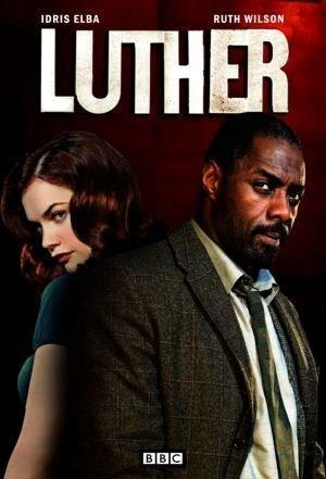 Luther Season 5 cover art