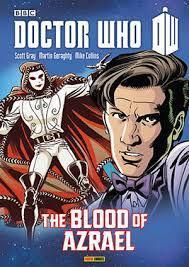 Doctor Who: The Blood of Azrael cover art