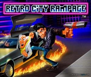 Retro City Rampage DX cover art