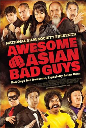Awesome Asian Bad Guys cover art