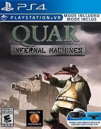 Quar: Infernal Machines cover art