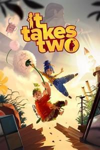 It Takes Two cover art