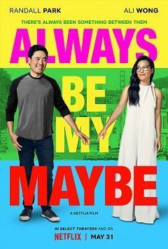 Always Be My Maybe cover art