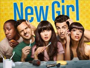 New Girl Season 4 Episode 3: Julie Berkman's Older Sister cover art
