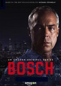 Bosch Season 3 cover art