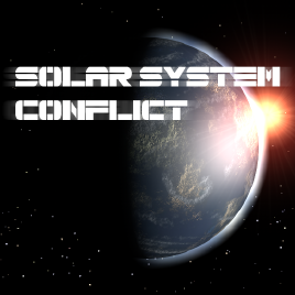 Solar System Conflict cover art