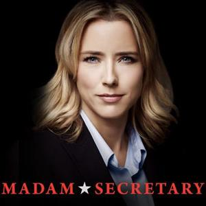 Madam Secretary Season 1 cover art