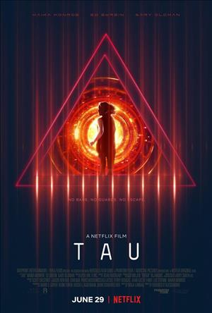 Tau cover art