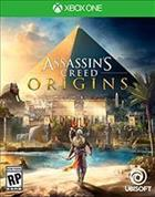 Game Assassin's Creed Origins  Xbox One cover art