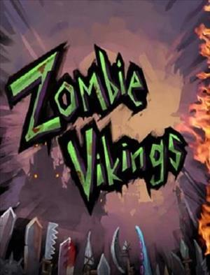Zombie Vikings cover art