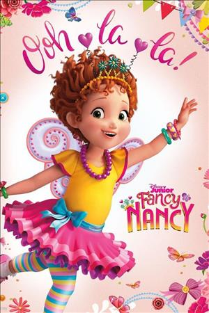 Fancy Nancy Season 3 cover art